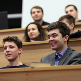I Межфакультетская научно-практическая конференция молодых ученых