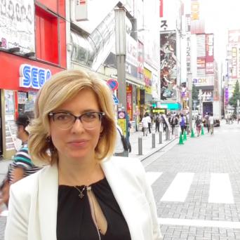 Мессенджеры и цифровая экономика. Tokyo, Japan.